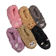 Snoozies Furry Foot Pals (6 Styles) (WFF19)