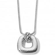 Brighton Interlok Woven Necklace (JM3480)
