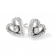 Brighton Illumina Love Post Earrings (JA7031)