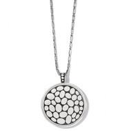 Brighton Pebble Round Convertible Necklace (JM3550)