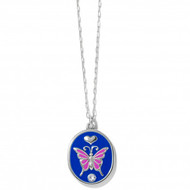 Brighton Simply Charming Butterfly Necklace (JM3853)