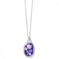 Brighton Simply Charming Flower Necklace (JM3863)