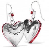 Brighton Spectrum Love French Wire Earrings (JA7153)
