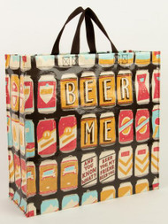 Blue Q Beer Me Shopper (QA844)