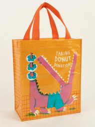 Blue Q Donut Donations Handy Tote (QA325)