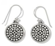 Brighton Pebble Round French Wire Earrings (JA7310)
