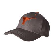 Texas Longhorn Steel Gray Logo Cap (STEELGRAYWLOGO)