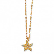 Brighton Paradise Cove Petite Starfish Necklace (JM4263)