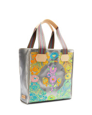 Consuela Kylie Metallic Classic Tote (CLST1340NGBL)