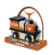 Texas Longhorn Wooden Train Engine (UTX2100)
