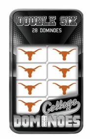 Texas Longhorn Dominoes (UTX3060)