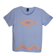 Sabaku Turquoise Short Sleeve Tee (396MSTSSBT)