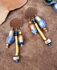 Treska Big Sky Post Dangle Earrings (BIG8061)