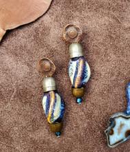 Treska Big Sky Post Top Bead Drop Earrings (BIG8101)
