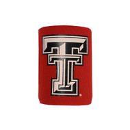 Texas Tech Stand Up Coozie