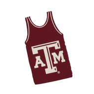 Texas ATM 12th Man Jersey Bottle Coozie (1435)