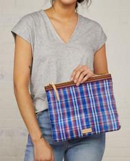 Consuela Natalia Large Slim Zip Pouch (LSZP1505MWBROS)