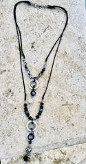 Treska Athena High-Low Pendant Necklace (ATH23167)
