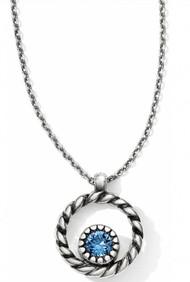 Brighton Halo Mini Reverse Necklace (JA4622)