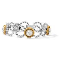 Brighton Meridian Golden Pearl Bracelet (JF8213)