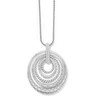Brighton Tropic Heart Rings Necklace (JM4441)