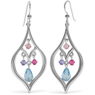 Brighton Prism Lights Drops Earrings (JA7683)