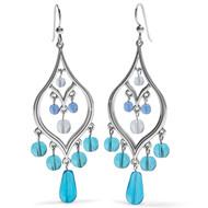 Brighton Prism Lights Teardrop Earrings (JA7693)
