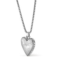 Brighton Spectrum Love Clear Necklace (JM3661)