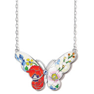 Brighton Blossom Hill Butterfly Necklace (JM4703)