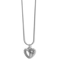Brighton Taylor Heart Pendant Necklace (JM4450)