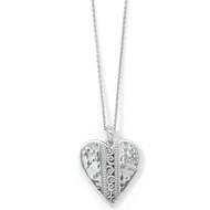 Brighton Mingle Adore Heart Necklace (JM4510)