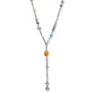 Brighton Pebble Paradise Adaptable Y Necklace (JM4683)