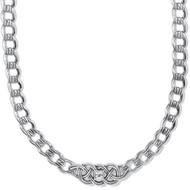 Brighton Interlok Lustre Collar Necklace (JM4551)