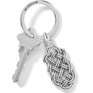 Brighton Interlok Woven Key Fob (E18290)
