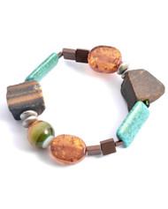 Treska Strata Chunky Bead Bracelet (STR1214)