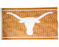 Texas Longhorn 3' X 5' Texas Wrap Flag (80166)
