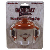 Texas Longhorn No Spill Sippy Cup (23660)