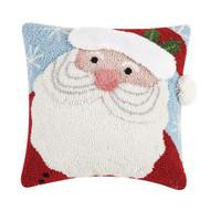 3D Jolly Santa Hook Pillow (31TG150C14SQ)