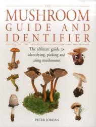 Mushroom Pocket Guide & Identifier (9781840385748)