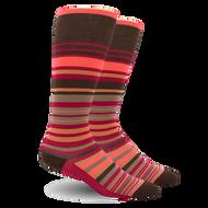 Dr. Segals Compression Stripe Energy Socks (5 Colors) (A510)