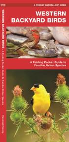 Western Backyard Birds Pocket Guide (9781583550892)