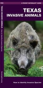 Texas Invasive Animals Pocket Guide (9781620053775)