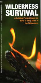 Wilderness Survival Pocket Guide (9781620053621)