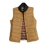 Pendleton Elk Point Reversible Vest (CW094 CAMEL)
