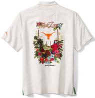 Texas Longhorn Tommy Bahama Sport Tropic Zone Camp Shirt (ST3256)