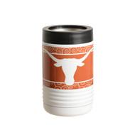 Texas Longhorn Can Koolie-Swirls (66582)
