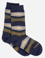 Pendleton Cotton Base Crew Socks (19 Styles) (FOXRIVER)