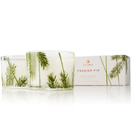 Thymes Frasier Fir Frosted Pine Needle 2 Candle Set (0521489000)