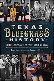 Texas Bluegrass History-Book (9781467147231)