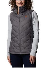 Texas Longhorn Ladies Columbia Heavenly Vest (1912981027)